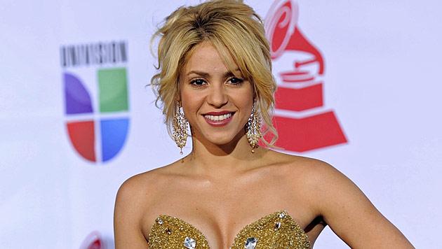 Das erste Kind von Sängerin Shakira wird ein Bub (Bild: dapd)