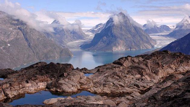 Grönland wahre Schatzkammer für Hightech-Metalle (Bild: EPA)