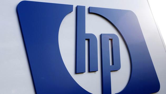 HP schafft dank gutem PC-Geschäft Umsatzplus (Bild: AP)