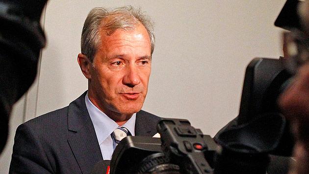 """Martinz hält sich für Opfer von """"Polit-Justiz"""" (Bild: AP/Gert Eggenberger)"""