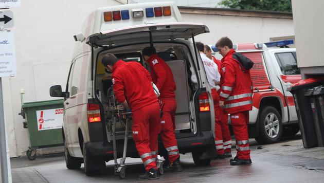 Mutter bei Überfall auf Eltern-Kind-Zentrum verletzt (Bild: laumat.at/Matthias Lauber)