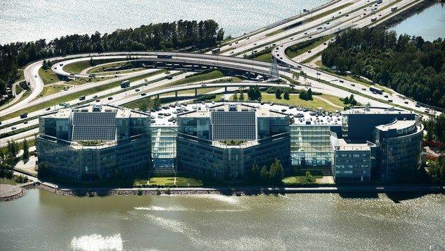Nokia erwägt Verkauf von Hauptquartier (Bild: AP)