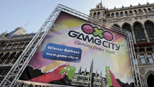 Game City in Wien: Darauf können sich Gamer freuen (Bild: Game-City.at)
