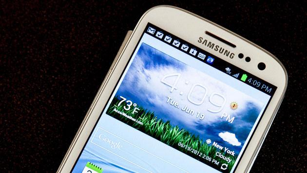 Galaxy-Geräte bescheren Samsung Rekordquartal (Bild: AP)