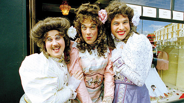 """Little Britain""-Star Walliams wollte sich umbringen (Bild: AP)"