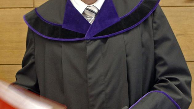 Oststeirer plante Amoklauf auf Richter (Bild: APA/GERT EGGENBERGER (Symbolbild))