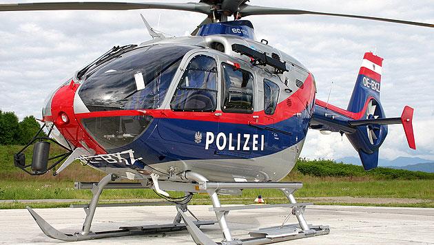 Arbeiter stürzt in Salzburg rund 170 Meter in den Tod (Bild: Polizei)