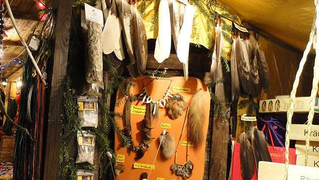"""Händlerin verkauft Körperteile geschützter Tiere (Bild: """"Vier Pfoten"""")"""
