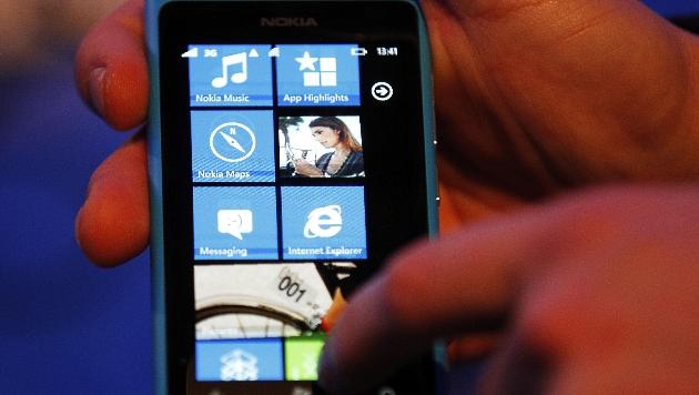 Nokia verliert in Europa und den USA weiter an Boden (Bild: dapd)