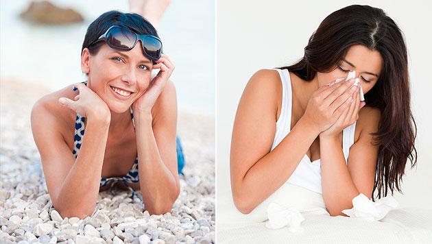 So gehst du mit Krankheit im Ausland um (Bild: thinkstockphotos.de (Symbolbild))