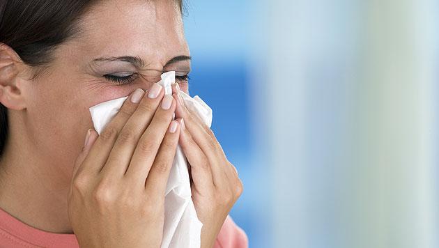 Eine Erkältung im Urlaub ist besonders unangenehm. (Bild: thinkstockphotos.de (Symbolbild))