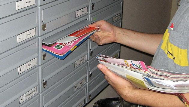 Briefträger erfand bewaffneten Überfall (Bild: APA/Andreas Troescher (Symbolbild))
