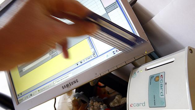 Datenhandel: Kammer droht Ärzten mit Berufsverbot (Bild: APA/HARALD SCHNEIDER)