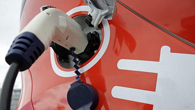 Elektroautos in Österreich immer beliebter (Bild: dapd (Symbolbild))