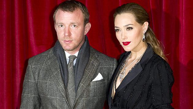 Guy Ritchie und Jacqui Ainsley angeblich verlobt (Bild: dapd)