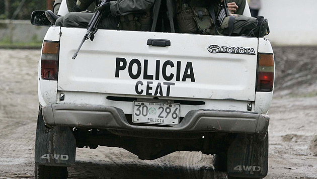 7 Jahre Haft für Innviertlerin in Kolumbien bestätigt (Bild: AP (Symbolbild))