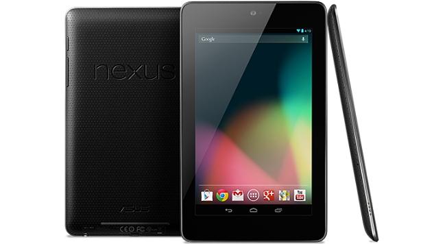 Dünneres Nexus 7 für nur 99 Dollar für Frühjahr erwartet (Bild: Google)