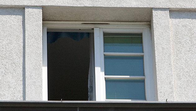 Kind (2) stürzt aus Fenster elf Meter in die Tiefe (Bild: APA/ROBERT NEWALD (Symbolbild))