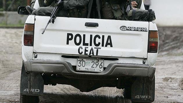 Kolumbien: Frau aus OÖ aus Haft entlassen (Bild: AP (Symbolbild))