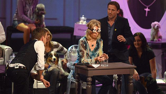 Pudel stirbt nach Hundewette bei Markus Lanz (Bild: AP)