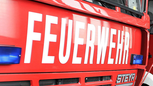 Tirol: Enkel rettet Großeltern vor dem Flammentod (Bild: Reinhard Holl (Symbolbild))