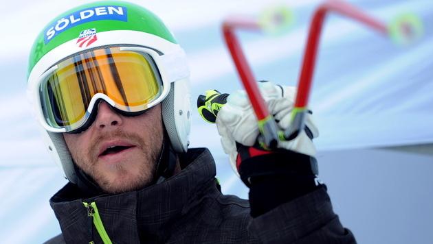 US-Star Bode Miller verzichtet auf Start beim RTL in Sölden (Bild: EPA)