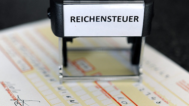 Vor Parteitag: SPÖ bläst zur Jagd auf die Reichen (Bild: APA/HANS KLAUS TECHT)