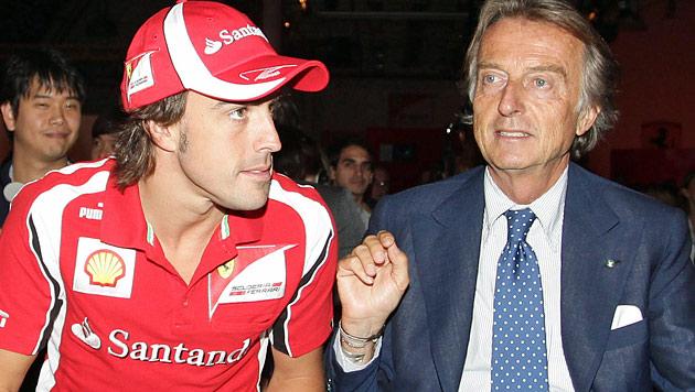 """Ferrari kann """"Vettels Tempo nicht mitgehen"""" (Bild: EPA)"""