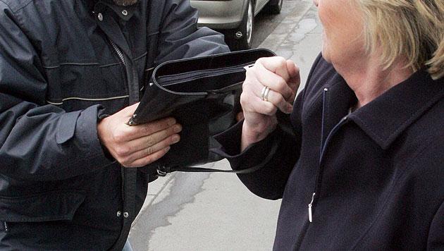 Überfallserie in Graz: 3 Pensionistinnen beraubt (Bild: Andi Schiel (Symbolbild))