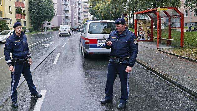 Von Bus überrollt: Pensionistin lag tot auf der Straße (Bild: Markus Tschepp)