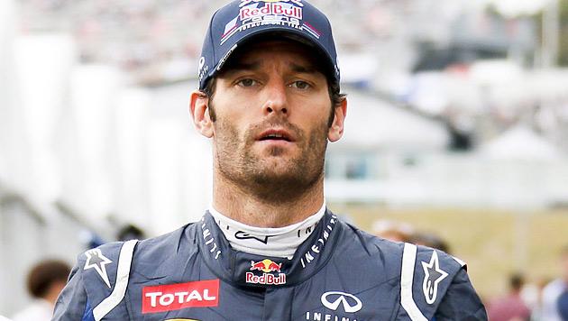 """Webber verzeiht dem """"Verrückten aus Kurve eins"""" (Bild: EPA)"""