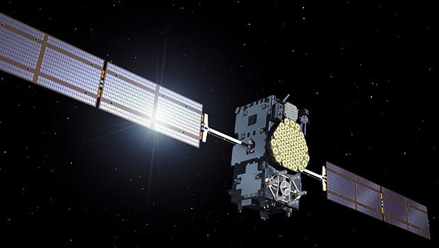 Start für europäisches Navigationssystem Galileo (Bild: ESA)