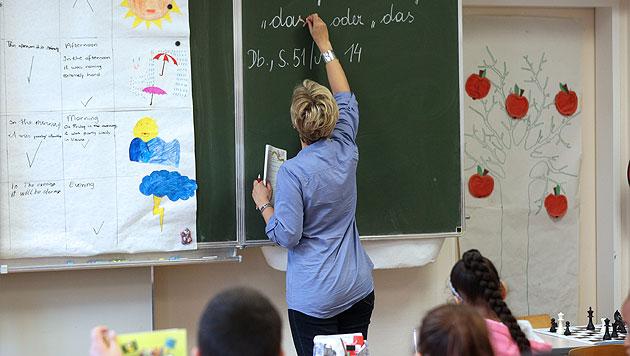 """Bildungssystem laut Bericht """"teuer"""" und """"ineffizient"""" (Bild: APA/GEORG HOCHMUTH (Symbolbild))"""