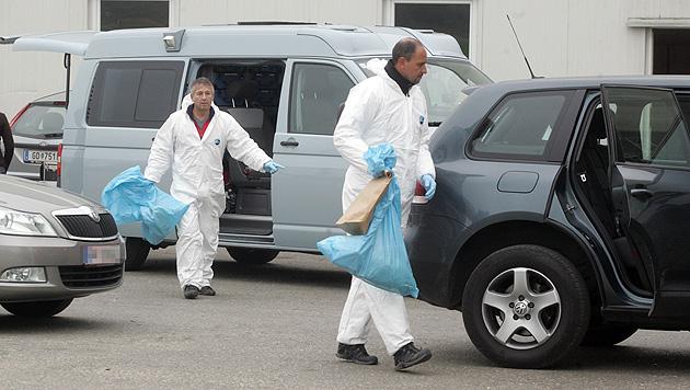 Frauenleiche in Au-Gebiet entsorgt: Verdächtiger in Haft (Bild: Andi Schiel)