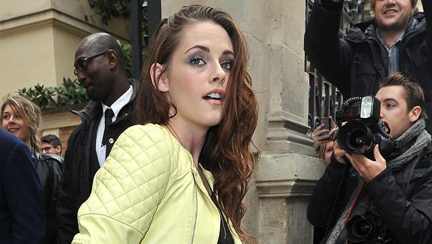 """Kristen Stewart: """"Bin eine mies gelaunte F***e!"""" (Bild: dapd)"""
