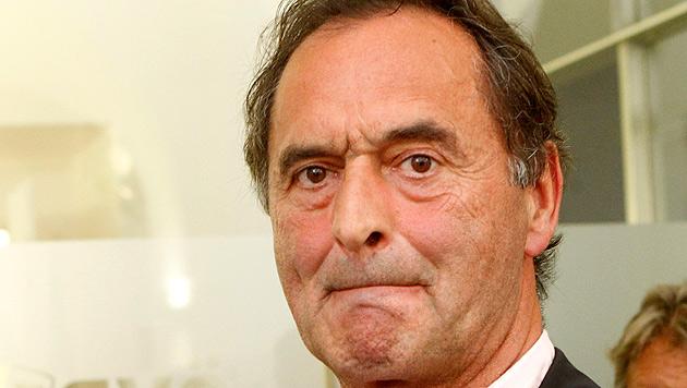 Obernosterer gewann Kraftprobe in der Kärntner ÖVP (Bild: APA/GERT EGGENBERGER)