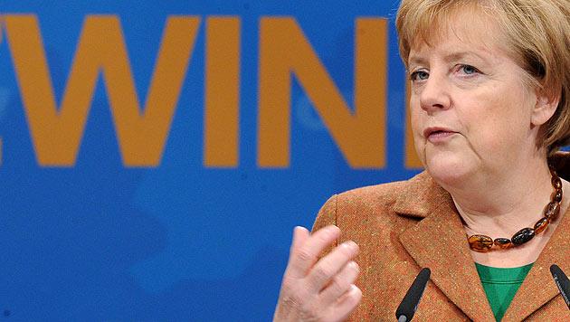 Merkel will Beitrittsgespr�che mit T�rkei beleben (Bild: EPA)