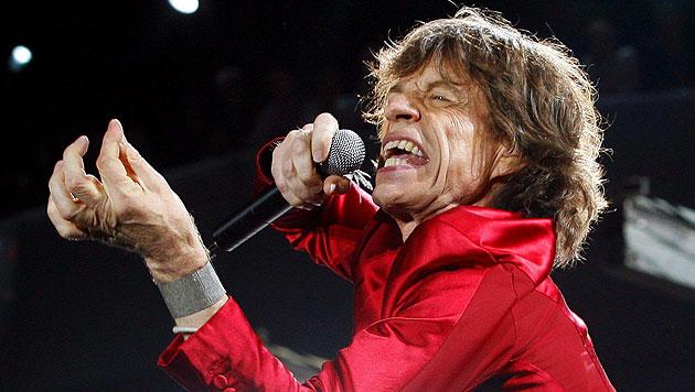 Rolling Stones kündigen neues Studioalbum an (Bild: EPA)