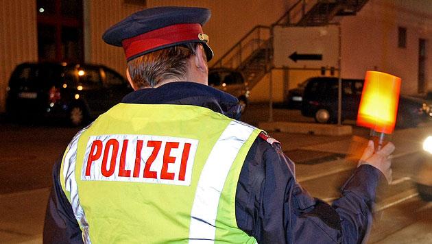 Bursch liefert sich wilde Verfolgung mit Polizei (Bild: Klemens Groh (Symbolbild))