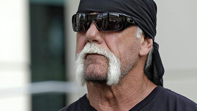 Hogan gewinnt Streit um Sexvideo: 115 Mio. Dollar (Bild: dapd)