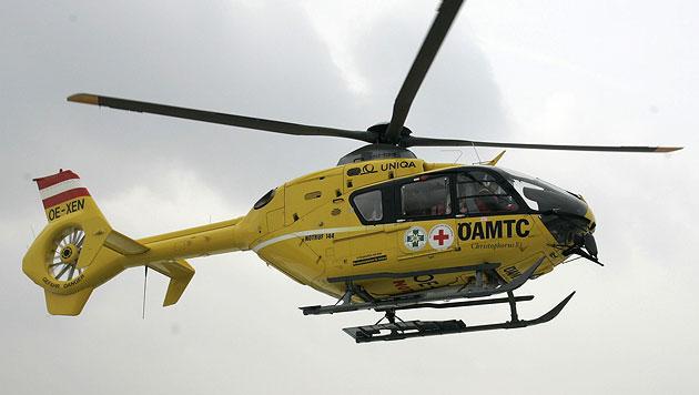 Sbg: Bub (3) nach Fenstersturz ins Spital geflogen (Bild: Chris Koller (Symbolbild))