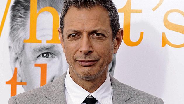 """Der """"Buddha Hollywoods"""": Jeff Goldblum wird 60 (Bild: dapd)"""
