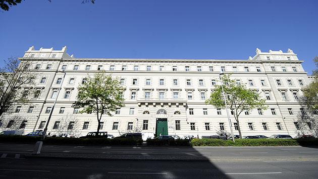 Mann (33) wegen Menschenhandels in Wien verurteilt (Bild: APA/SCHLAGER)