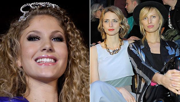 Padberg & Kurkova: Entsetzen über Tod von Model Jennifer (Bild: dapd)