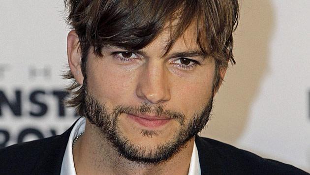 Ashton Kutcher ist bestverdienender TV-Star (Bild: dapd)