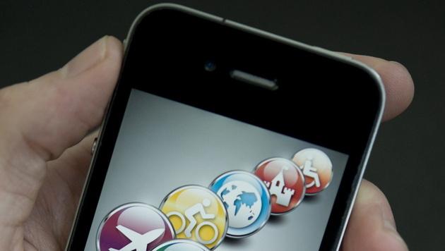 Eine Milliarde Smartphones weltweit in Betrieb (Bild: Steffi Loos/dapd)