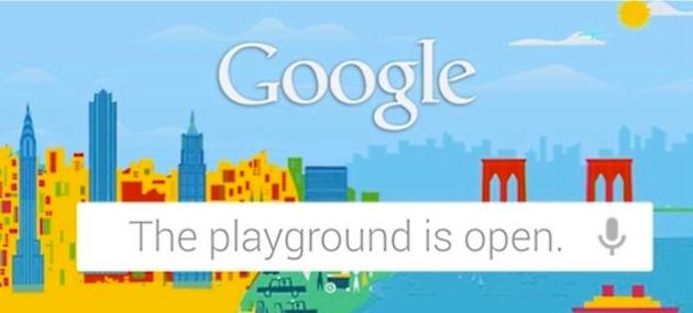 "Google lädt zu mysteriösem ""Spielplatz""-Event (Bild: Google)"