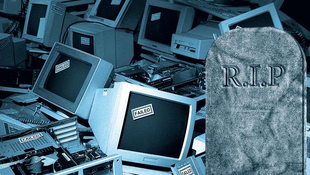 2013 wird für die PC-Branche zum Schicksalsjahr (Bild: thinkstockphotos.de)