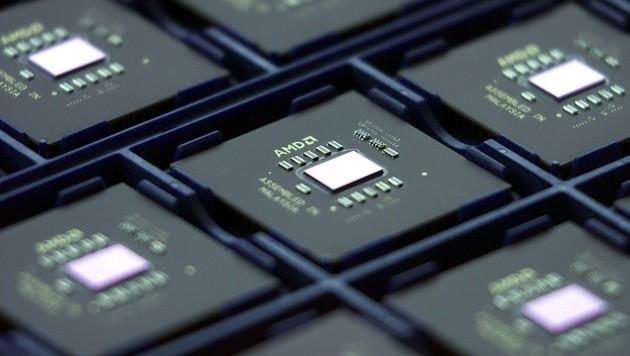 AMD streicht nach Geschäftseinbruch jede 6. Stelle (Bild: Norbert Millauer/dapd)