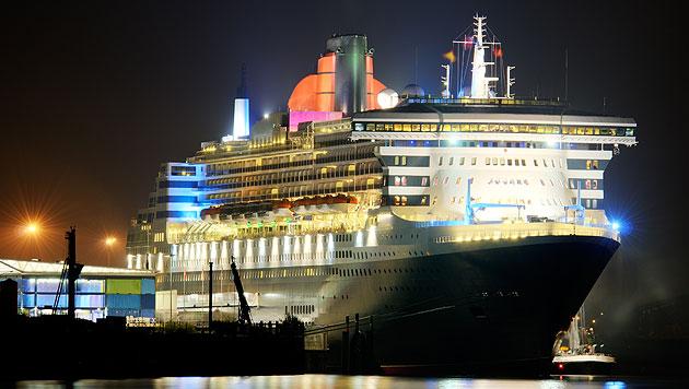 Kreuzfahrt in der Nordsee: Im Schlaf von Stadt zu Stadt (Bild: thinkstockphotos.de (Symbolbild))
